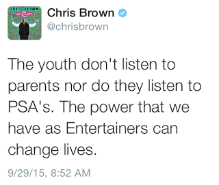 Chris Brown publicly begs Australian Government following his baring