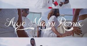 Lace - Aiye Miami (Remix) ft Reekado Banks & Pasuma Wonder [ViDeo]