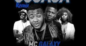 MC Galaxy – Go Gaga (Remix) ft Stonebwoy, Cynthia Morgan & DJ Jimmy Jatt [AuDio]