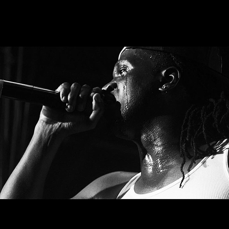 Paul Okoye of PSquare gets emotional