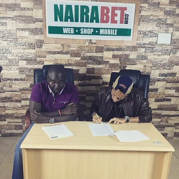 Phyno Hits Nairabet Endorsement Deal