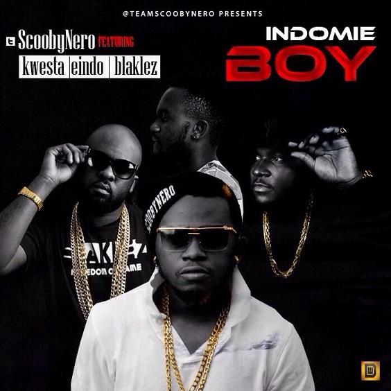 ScoobyNero - Indomie Boy ft Kwesta, Eindo & Blaklez