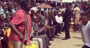 Watch Gov. Rochas Okorocha Dance Shakiti Bobo To Tekno's Dance