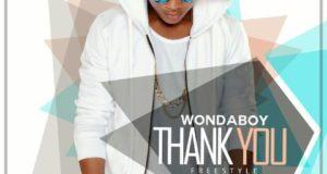 Wondaboy – Thank You [AuDio]