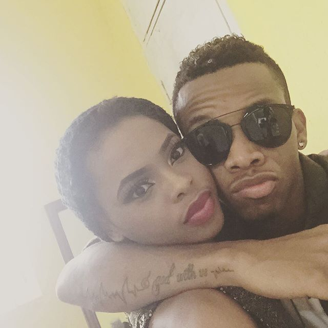 Chidinma and Tekno