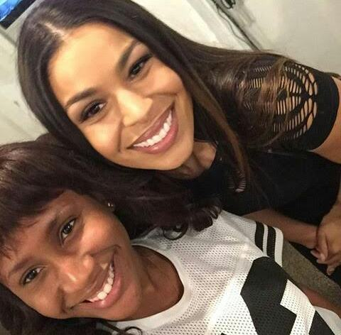 Emerald and Jordin Sparks