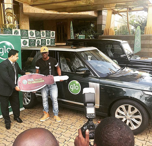 Glo gives Psquare brand new cars for being ambassadors NaijaVibe