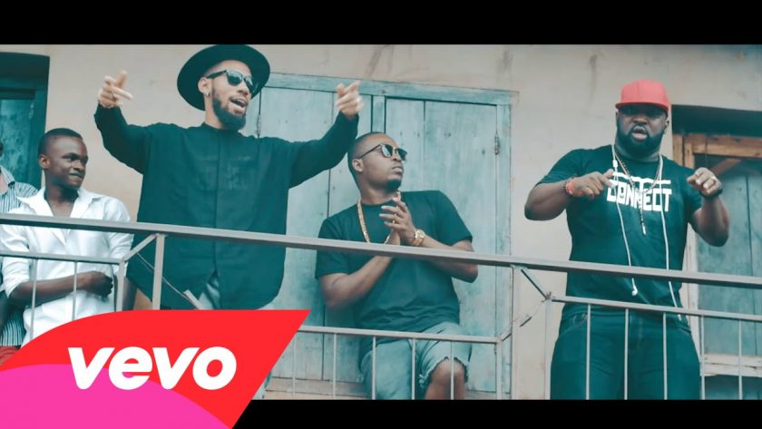 Phyno - Connect [ViDeo]