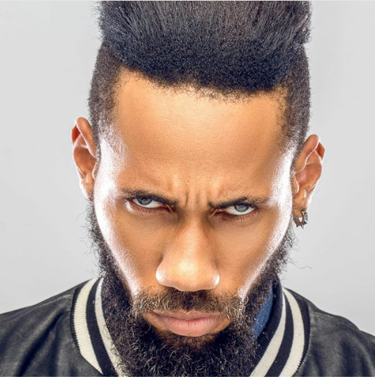 Phyno Looks Fierce In These New Photo