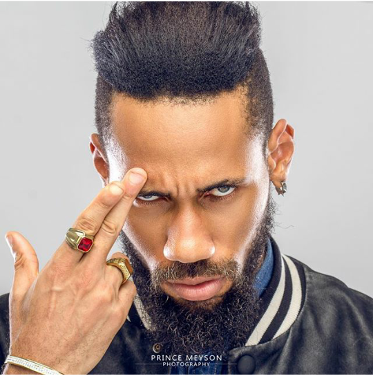 Phyno Looks Fierce In These New Photos