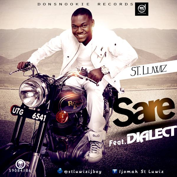 St Luwiz - Sare ft Dialect [AuDio]