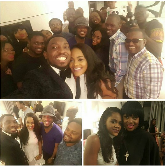 Timi Dakolo Throws Wife a Surprise Birthday Party