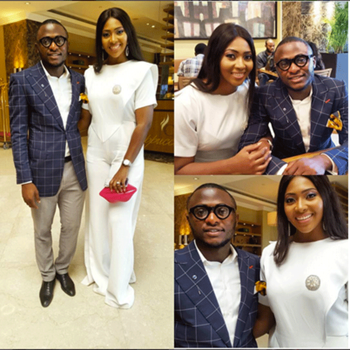 Ubi Franklin and Lilian Usoro court Wedding NaijaVibe