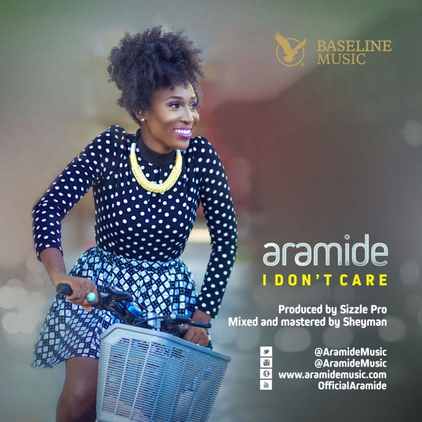 Aramide - I Don't Care [ViDeo]