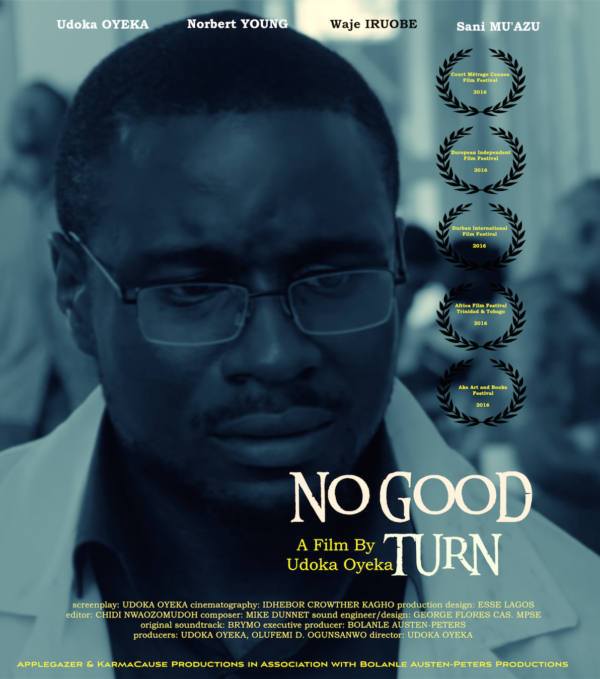 "Brymo - In The City (""No Good Turn"" OST) [Video]"