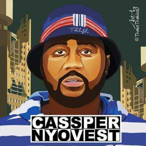 Cassper Nyovest - Fever ft Stonebwoy [AuDio]