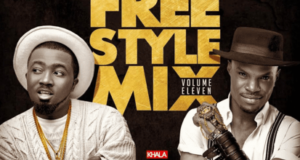 Dj Osas - Freestyle Mix ft Ice Prince & Ketchup [MixTape]