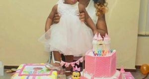 Kelly Hansome's daughter, Khloe turns 1, photos from her birthday party