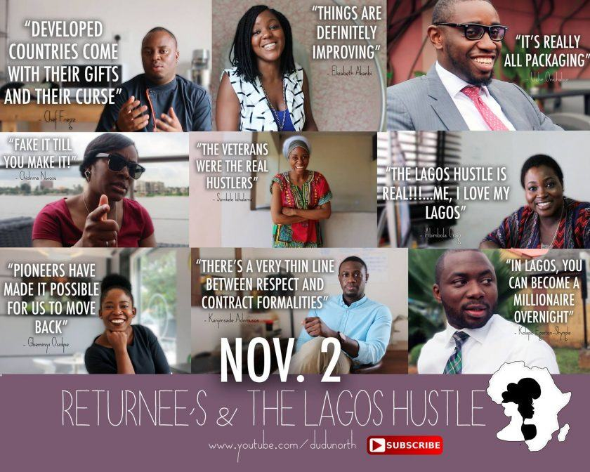 Moving Back To Lagos by Returnees