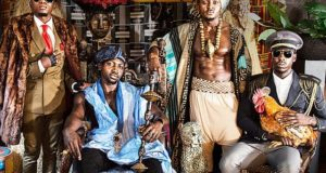 Sauti Sol - Live and Die in Afrika