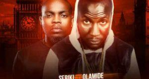 Seriki - Somebody ft Olamide [AuDio]