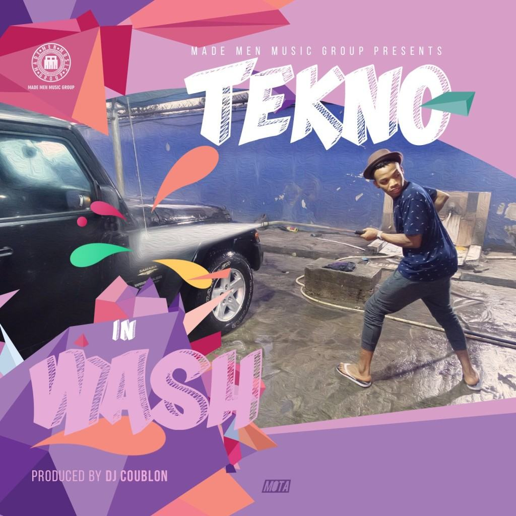 Tekno – Wash [AuDio]
