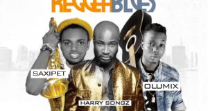 HarrySong - Reggae Blues (Guitar Sax Version) ft Olumix & Saxipet [AuDio]