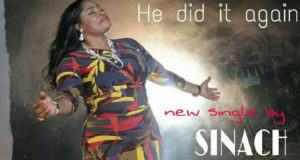 Sinach - He Did it Again [ViDeo]