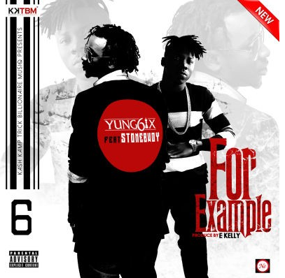 Yung6ix - For Example ft Stonebwoy [AuDio]