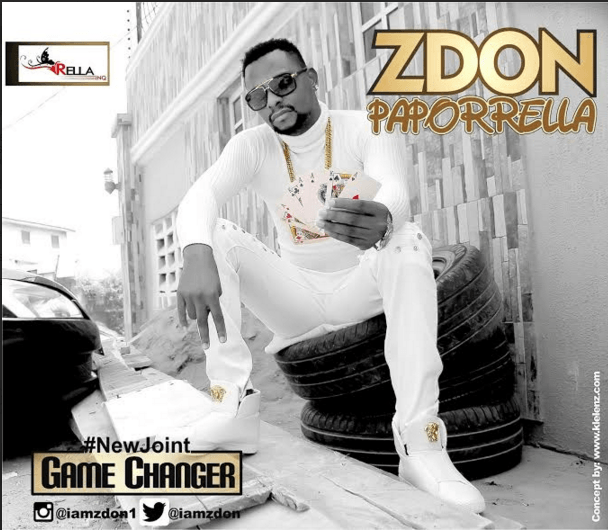 Zdon Paporrella - Game Changer [AuDio]
