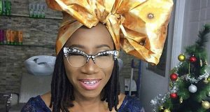 Asa Pictured Rocking Gele