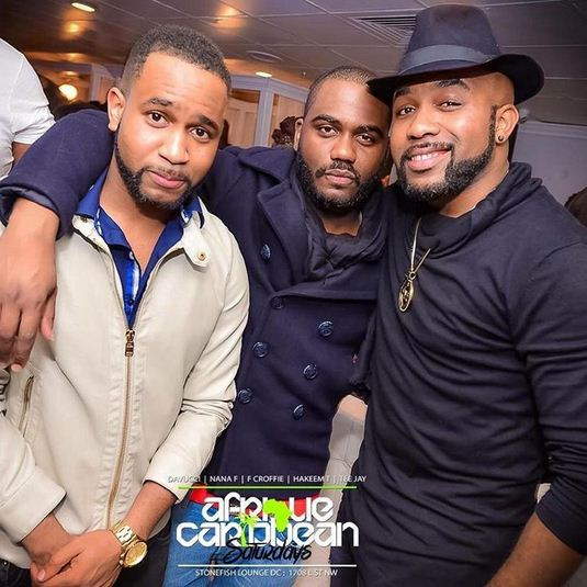 Banky W Shares cute photo of him and his Brothers