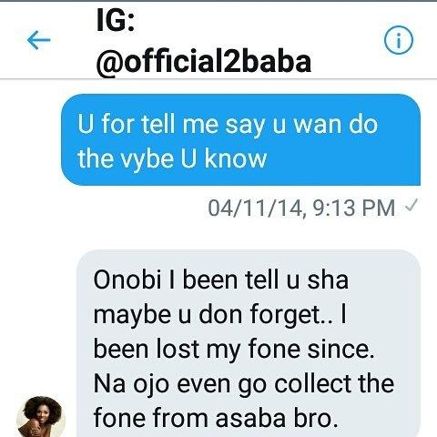 BlackFace calls out Tuface, Accuses him of Song Theft