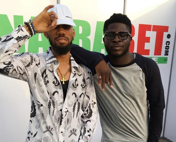 Craze Clown and Phyno