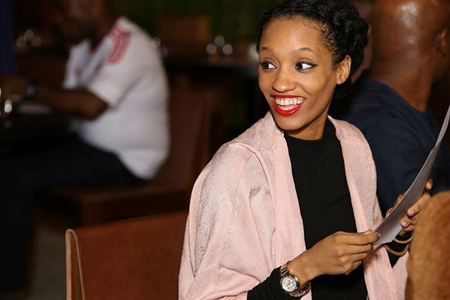 Dija at mavin dinner