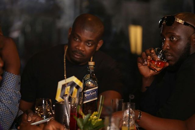 Don jazzy and Dj Big N