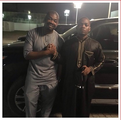 Don jazzy and Olamide