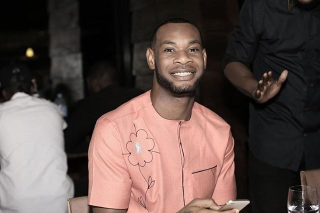 Dprince at mavin dinner