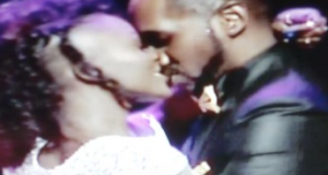 Eva Alordiah gets engaged on stage live at Headies Awards