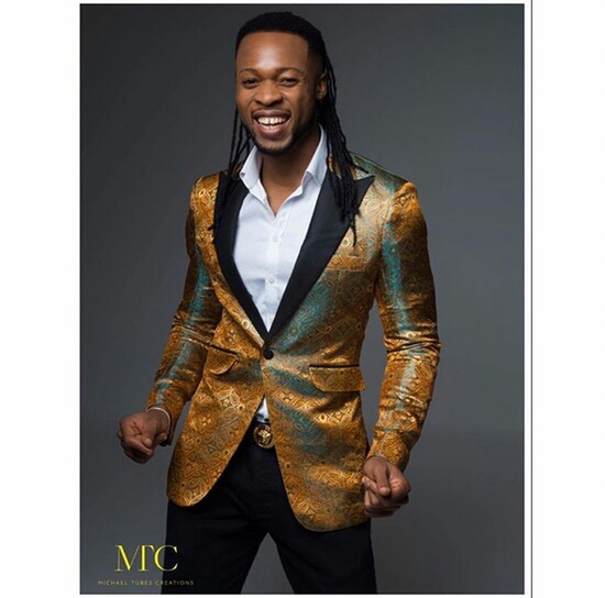 Flavour dapper in new photos