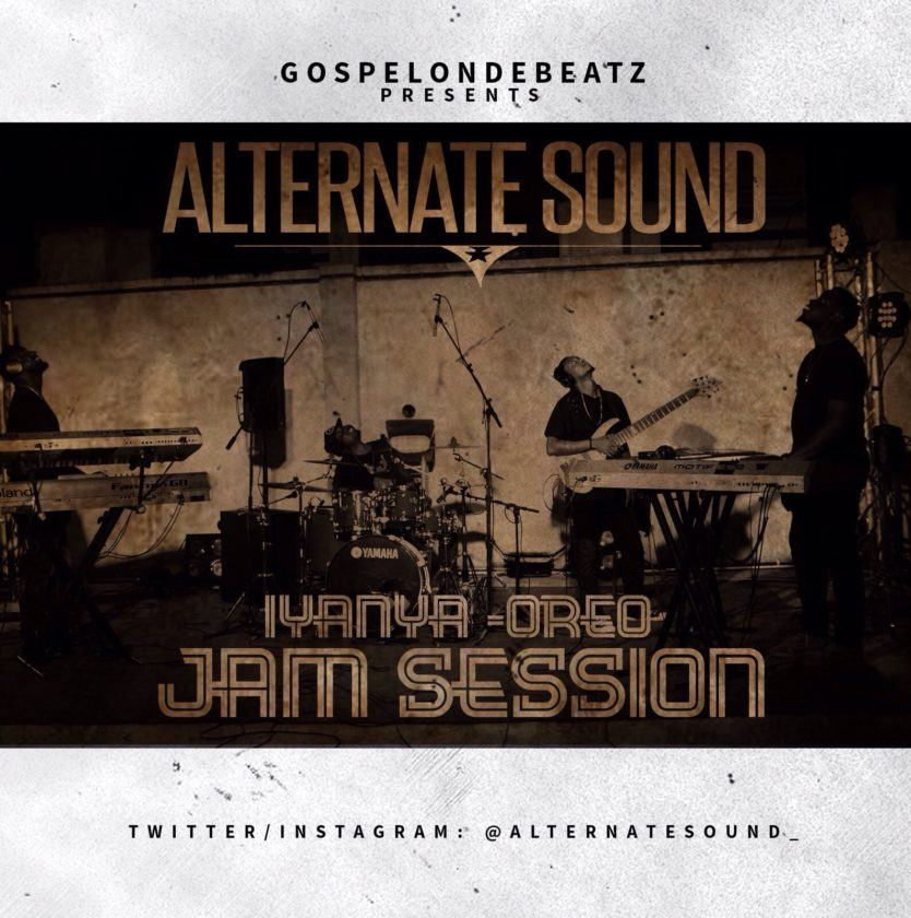 GospelOnDeBeatz, Alternate Sound & Iyanya - Mr. Oreo (Live Jam Session) [AuDio + ViDeo]