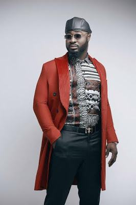Harrysong releases new dapper photos