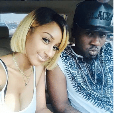 Maima Nkewa and Ice Prince