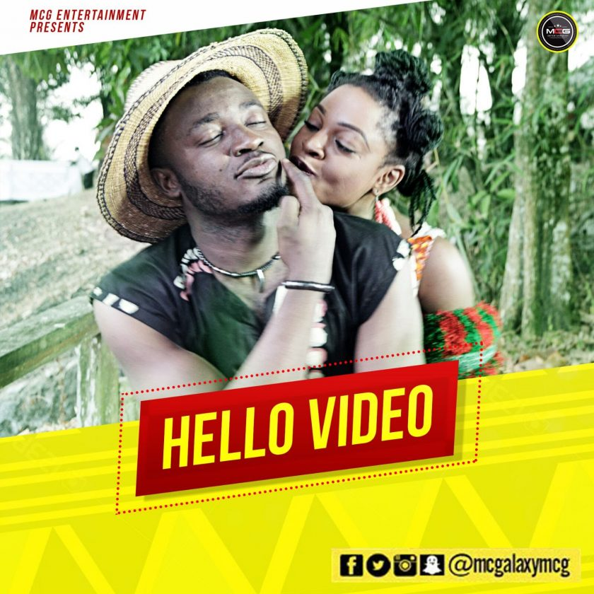 Mc Galaxy - Hello [ViDeo]