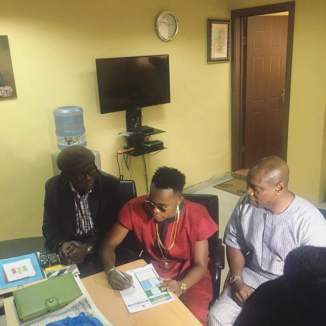 Patoranking Pens New Deal With Lagos City Marathon