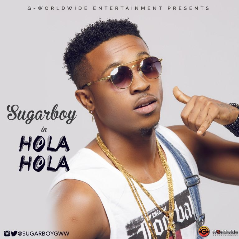 Sugarboy - Hola Hola [AuDio]