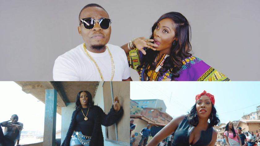 Tiwa Savage - Standing Ovation ft Olamide [ViDeo]