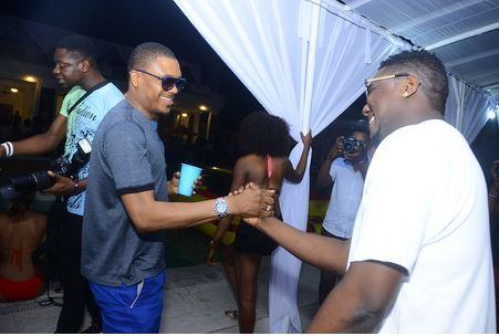 CDQ & Shina Peller - Quilox Pool Party