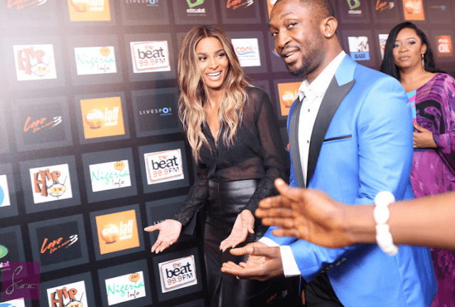 Ciara and Darey