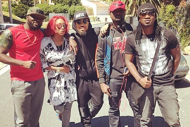 Cynthia Morgan, Phyno and Psquare